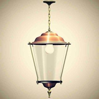 deckenlampe kupfer awesome deckenlampe in genietetem. Black Bedroom Furniture Sets. Home Design Ideas
